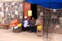 Cusco Food Vendor