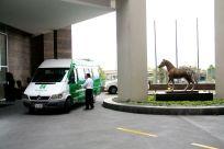 Holiday Inn Bogota Entrance