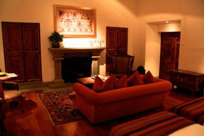 Inkaterra Room Entrance