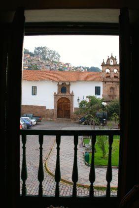 Inkaterra Window View
