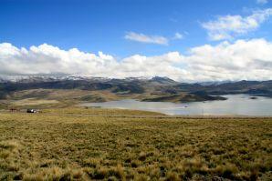 Laguna Lagunillas Overview