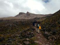Lares Trek Day 2 To the Summit