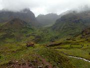 Lares Trek Day 2 Valley Down