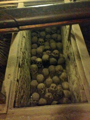 Monastery of San Francisco Skulls