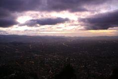 Monserrate View Bogota