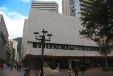 Museo del Oro Bogota Entrance