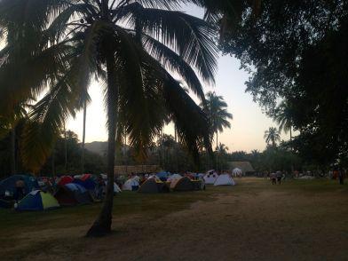 Park Tayrona Campsite El Cabo