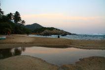 Park Tayrona El Cabo Sunrise Lagoon