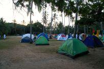 Park Tayrona El Cabo Tent City