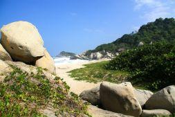 Park Tayrona Rock Path
