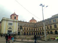 Plaza de Bolívar Colegio Mayor de San Bartolomé