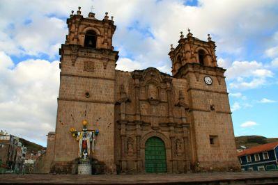 Puno Square Church