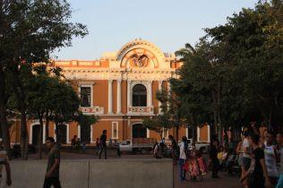 Santa Marta Colonial Building