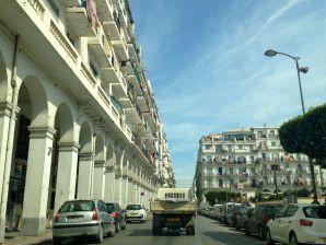 Algiers Buildings Street