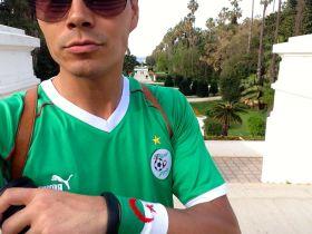 Algiers Le Jardin d'Essai du Hamma David Countryshirt