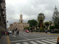 Arequipa Square