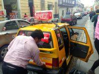 Arequipa Tiny Taxi