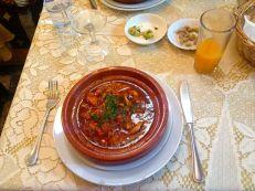 Bab Boujloud Gate Lunch