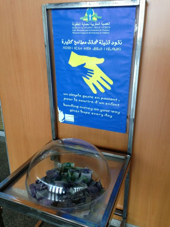 Casablanca Airport Charity