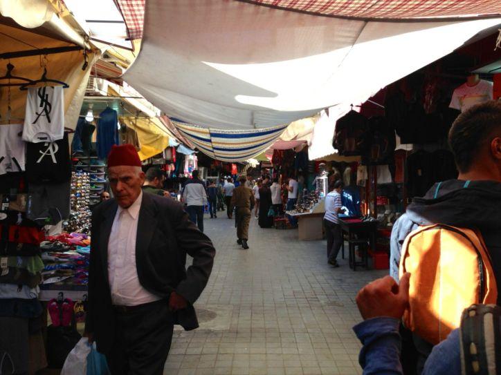 Casablanca Medina Street