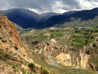 Colca Canyon View 4
