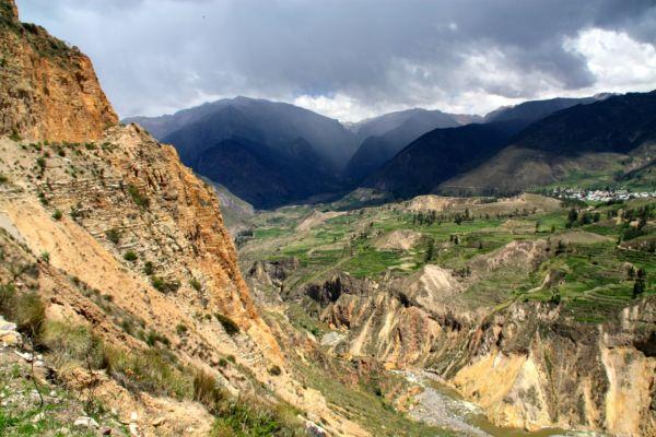 Colca Canyon View 8