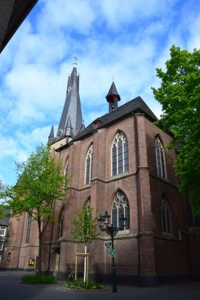 Dusseldorf St. Lambertus Basilica