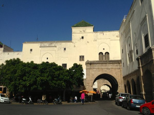 Habous Arch