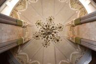 Hassan II Mosque Ceiling Design