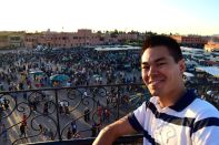 Jemaa el-Fnaa David