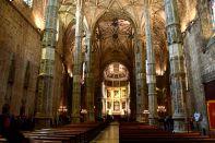 Jeronimos Monastery Interior