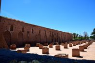 Koutoubia Mosque Grounds