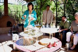 La Maison Arabe Cooking Class Tea