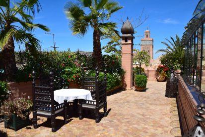 La Sultana Terrace