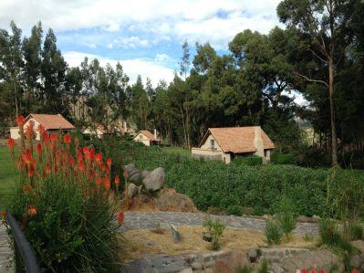 Las Casitas del Colca Garden 5