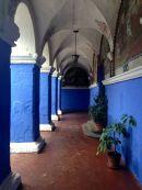 Monasterio Di Santa Catalina Blue Archway