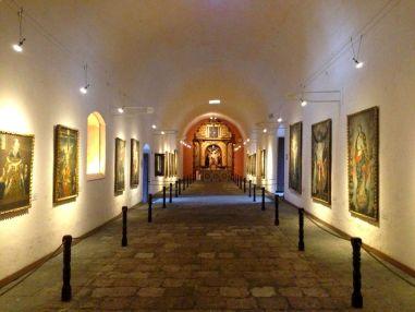 Monasterio Di Santa Catalina Exhibit