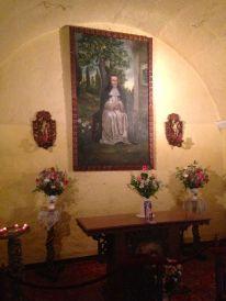 Monasterio Di Santa Catalina Nun