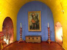 Monasterio Di Santa Catalina Painting-2