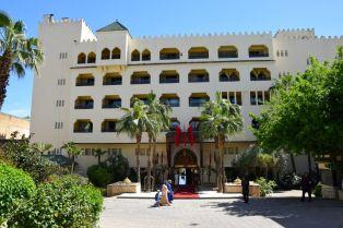 Palais Jamaï Front