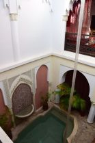 Riad Calista Courtyard