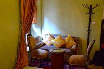 Riad Zamzam Room 2 Couch