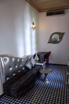 Ryad Alya Casablanca Suite Entrance
