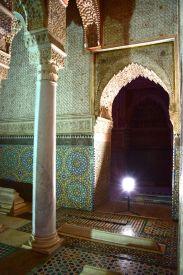 Saadian Tombs Details