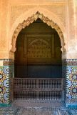 Saadian Tombs Room
