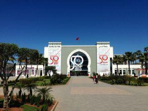Train to Fez Train Station