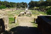 Carthage Amphitheater View - Version 2