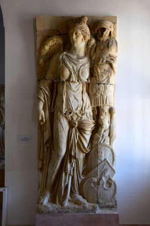 Carthage Museum Carving - Version 2