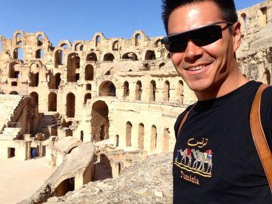 El Djem Amphitheater David