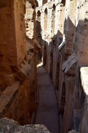 El Djem Amphitheater Path
